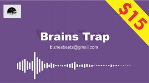 Trap Instrumental - Brains Trap