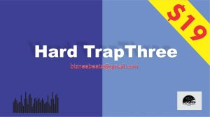 Trap Instrumental - Hard Trap Three